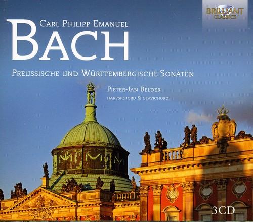 Preussische Und Wurttembergische Sonaten