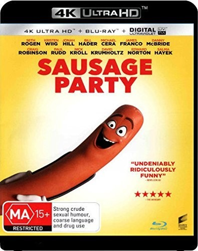 Sausage Party [Import]