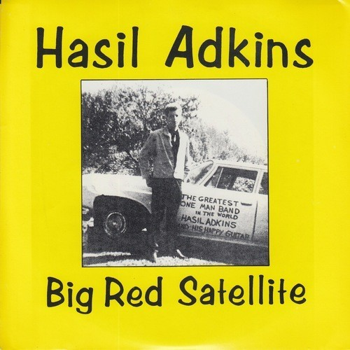 Big Red Satellite /  Ellen Marie