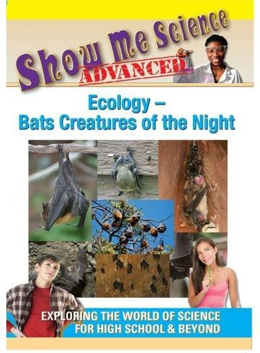 Ecology: Bats Creatures of the Night