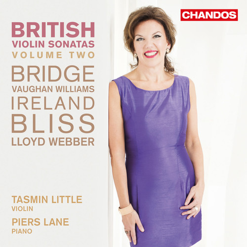 Piers Lane - British Violin Sonatas 2