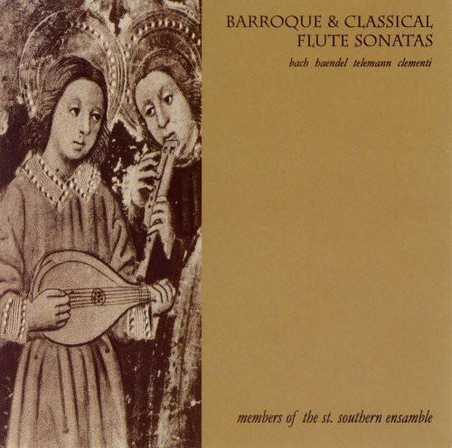 Baroque & Classical Flute Sonatas