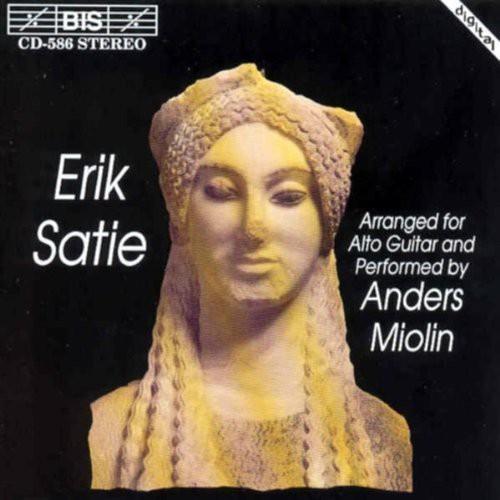 Anders Miolin - Guitar Transcriptions