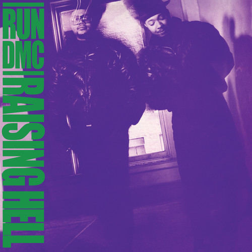 RUN-D.M.C. - Raising Hell [LP]