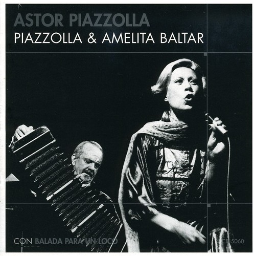 Piazzolla & Amelita Baltar [Import]