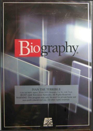 Biography - Ivan the Terrible
