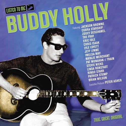 Listen To Me Buddy Holly - Listen To Me: Buddy Holly