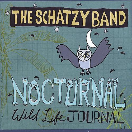 Nocturnal Wild Life Journal