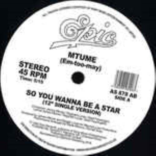 So You Wanna Be A Star (Danny Krivit Mix)