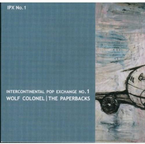 Intercontinental Pop Exchange No. 1
