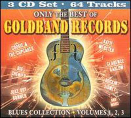 Only the Best of Goldband Records /  Various