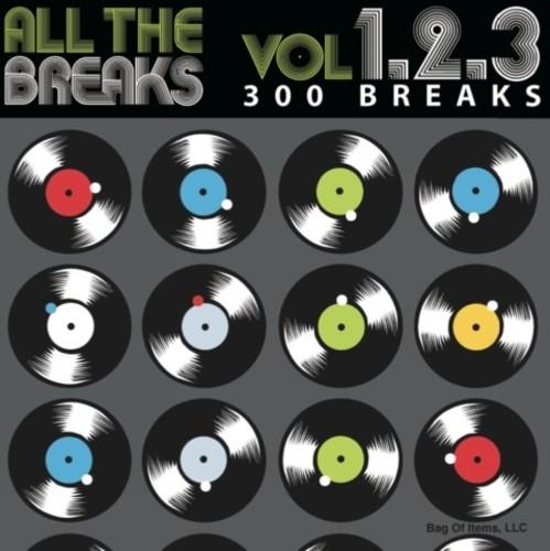 All The Breaks Vol. 1+2+3 /  Various