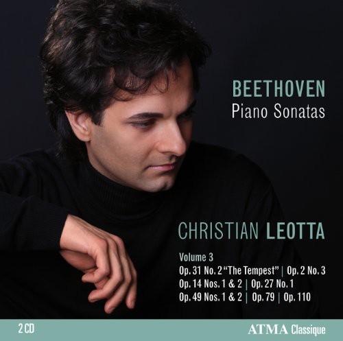 Piano Sonatas 3