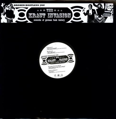 Kraut Invasion: Reworks German Funk History /  Various