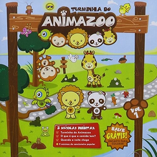 Turma Do Animazoo [Import]