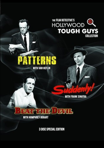 The Film Detective's Hollywood's Tough Guys Collection
