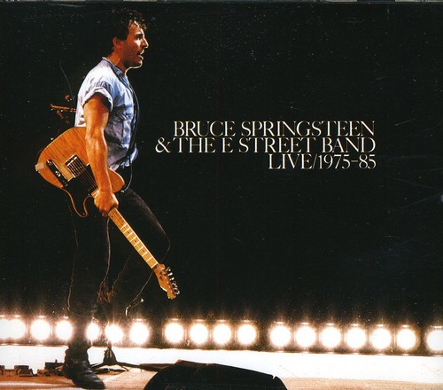 Bruce Springsteen-Live in Concert 1975-1985