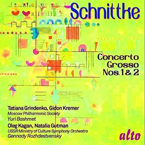 Concerto Grosso Nos. 1 & 2