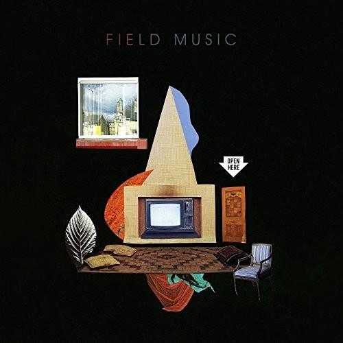 Field Music - Open Here [LP]