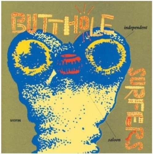 Butthole Surfers - Independent Worm Saloon (Blue) [Limited Edition] [180 Gram]
