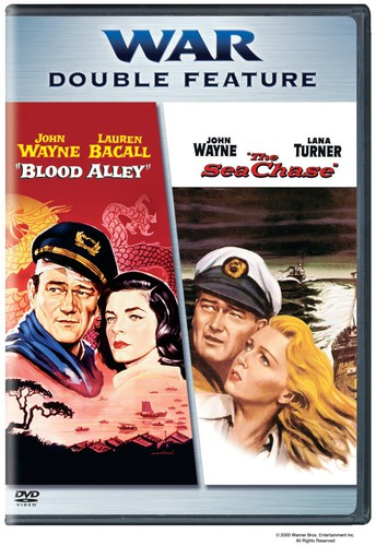 Blood Alley /  The Sea Chase