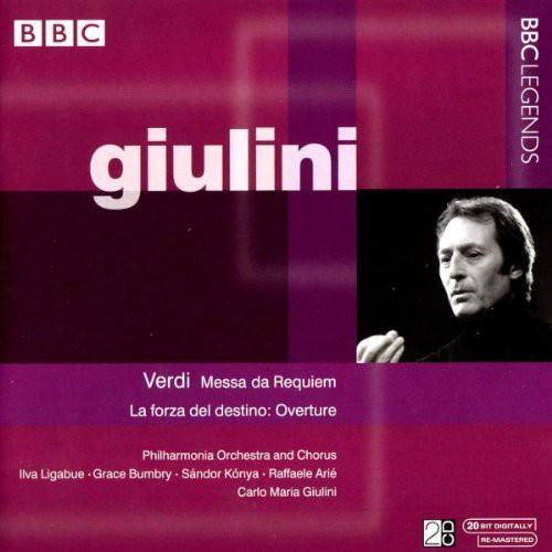 Requiem /  la Forza Del Destino Overture