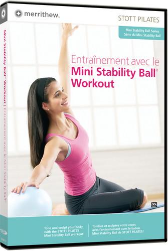 Mini Stability Ball Workout