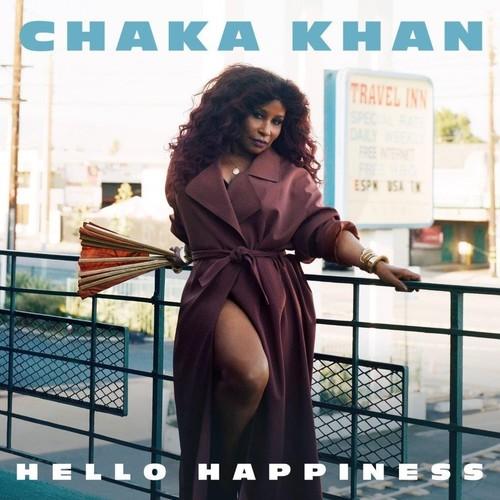 Chaka Khan - Hello Happiness [LP]