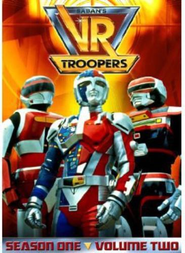 VR Troopers: Season 1: Volume 2