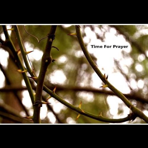 Matthew & Bomani: Time for Prayer