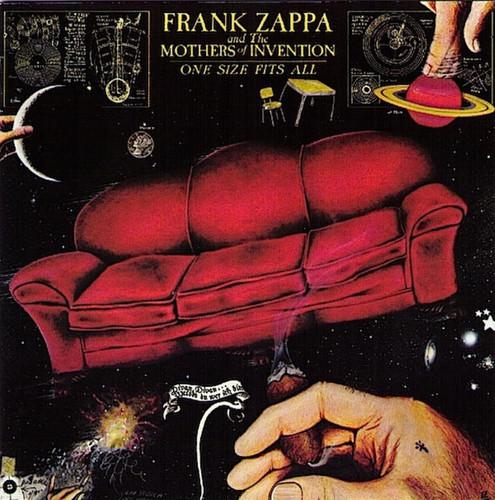 Frank Zappa - One Size Fits All [Vinyl]