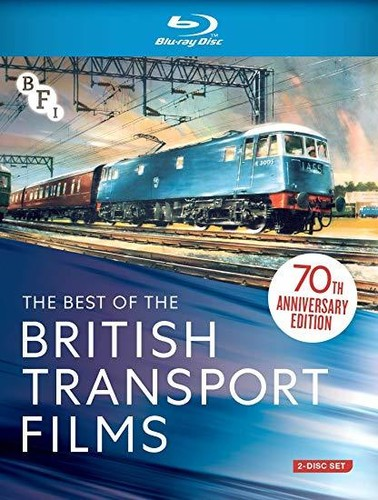 Best Of The British Transport Film: 70th Anniversary Collection [Import]