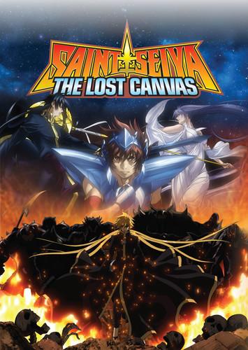 Saint Seiya Lost Canvas Complete Series