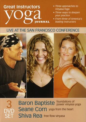 Yoga Journal: Great Instructors