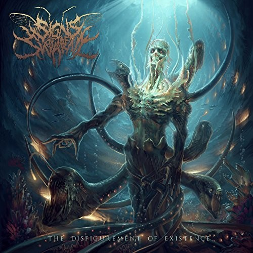 Signs of the Swarm - The Disfigurement of Existence [LP]