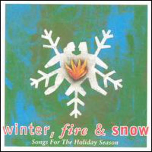 Winter Fire and Snow