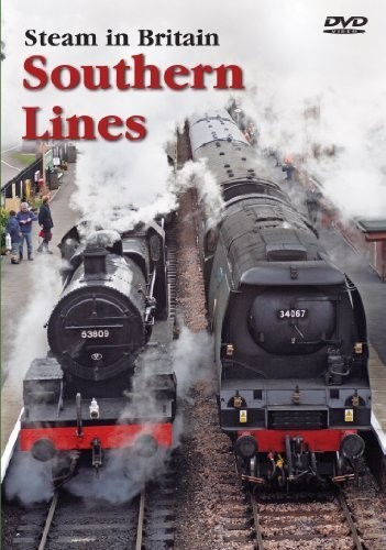 Steam in Britain Southern Lines [Import]
