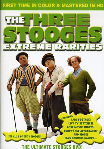 Three Stooges: Extreme Rarities
