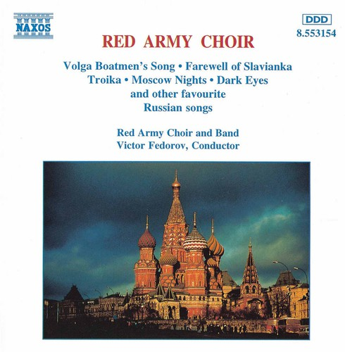 Red Army Choir - Russian Favorites