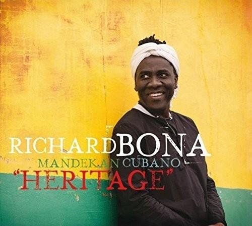 Richard Bona Mandekan Cubano - Heritage