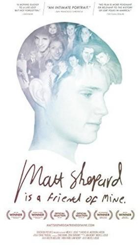 - Matt Shepard Is A Friend Of Mine / (Ws)