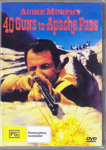 40 Guns to Apache Pass [Import]