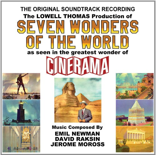 Seven Wonders Of The World / OST - Seven Wonders Of The World / O.S.T.