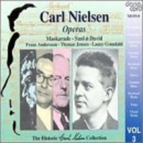 V3: Music of Carl Nielsen