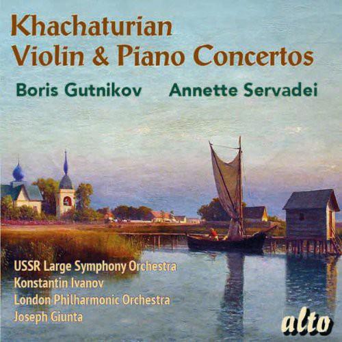 Violin & Piano Concertos