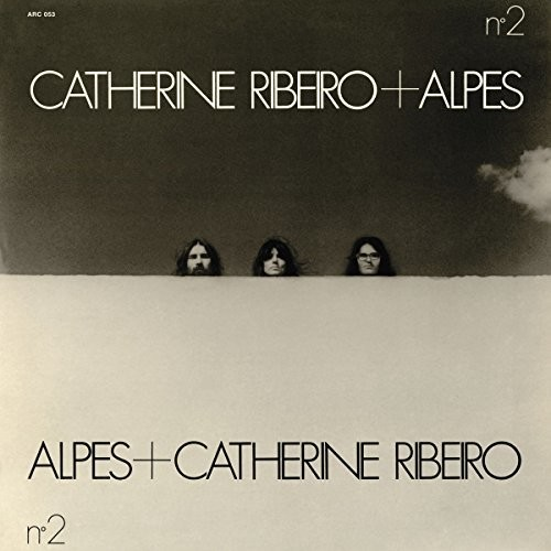 Catherine Ribeiro + Alpes - N2 [LP]