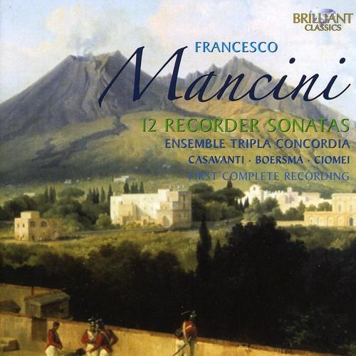 Complete Recorder Sonatas