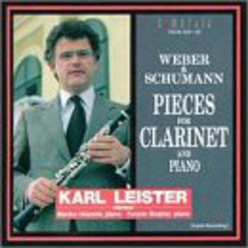 Plays Clarinet Works