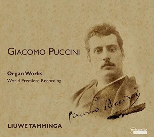 Tamminga - Organ Works