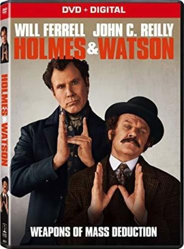 Holmes & Watson [Movie] - Holmes & Watson